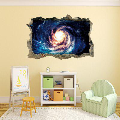 3D Planet Mural Decal Home Decor Wall Sticker - $3.93 Free Shipping ...