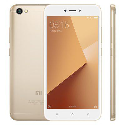 Buy GOLDEN Xiaomi Redmi Note 5A 4G Phablet Global Version for $256.72 in GearBest store