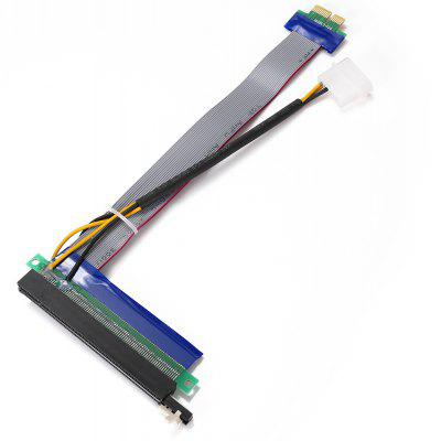 CY EP - 028 PCI-E 1X to 16X Extension Flex Cable