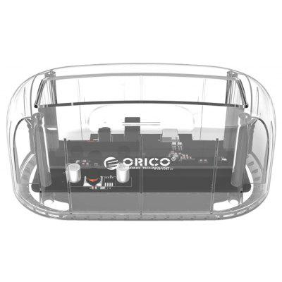 ORICO 6139C3 - CR Transparent Hard Drive Enclosure