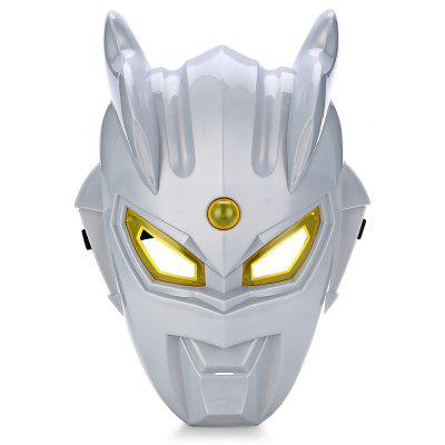 Anime Hero Mask Sailo Altman Pattern for Halloween