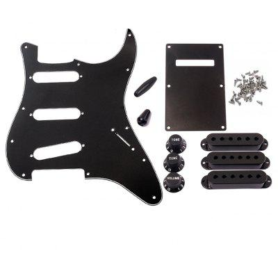 New Style Pickguard Set Fit for ST Guitar