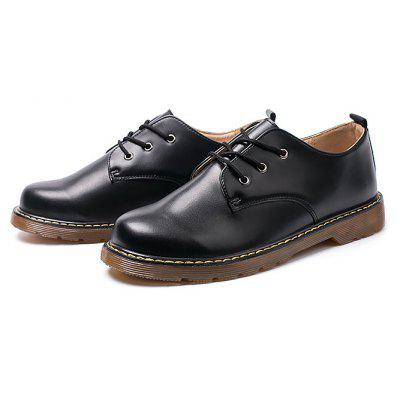 Masculino Classical Soft Low Top Martin Casual Oxford Shoes