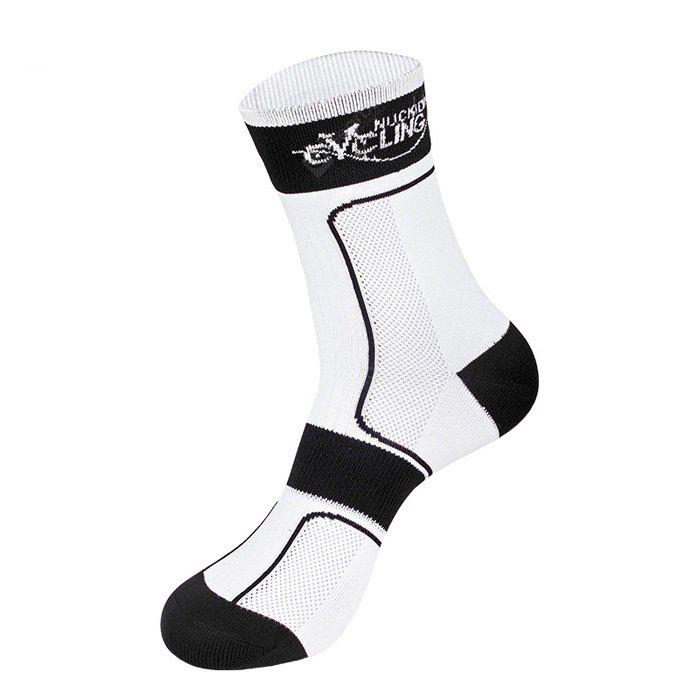 NUCKILY Calcetines Ciclismo