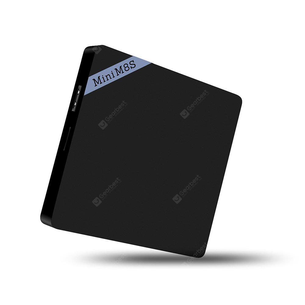 Mini M8S III Amlogic S905X TV Box