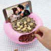Modern Snacks Melon Seeds Convenient Storage Box - GREEN