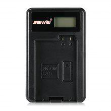 SEIWEI Battery Charger LCD Display