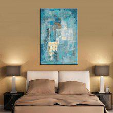 Mintura MT160974 Hand Painted Abstract Canvas Oil Painting