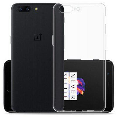 Luanke TPU Soft Phone Cover Case for OnePlus 5