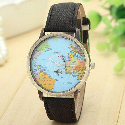 casual,world,map,watch,coupon,price,discount