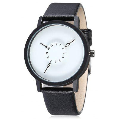 SHI WEI BAO 58973 Male Fashion Pin Buckle Watch