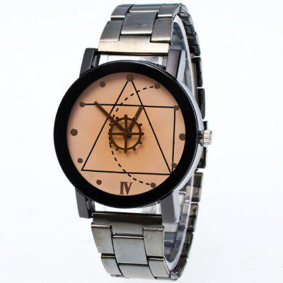 Stylish Quartz Couple Watch