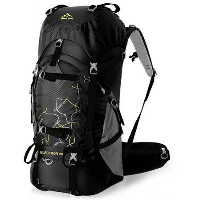 Buy Fengtu 435 Water-resistant Nylon Climbing Backpack Bag BLACK for $28.89 in GearBest store