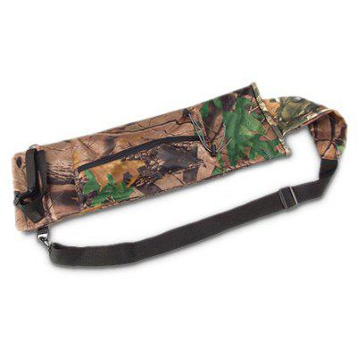 Outdoor Adjustable Archery Quiver Bag Arrow Carrier for Hunt Competition