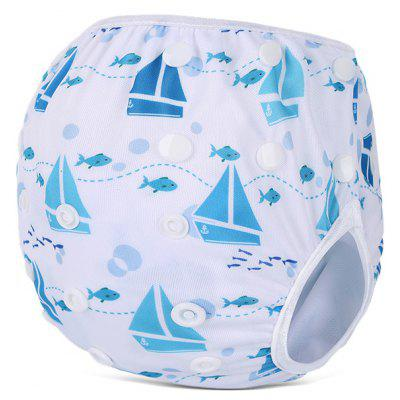 Baby Swim Diaper Reusable Infant Nappy