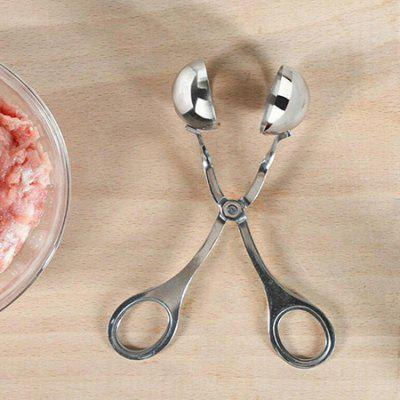DIY Stainless Steel Material Meatball Clip