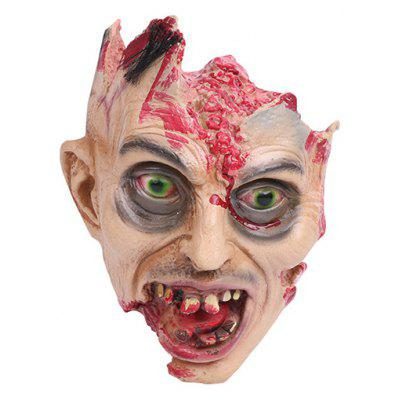 Decoration Horror Vampire Head