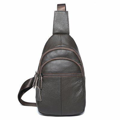 Men Stylish Leather Shoulder Bag