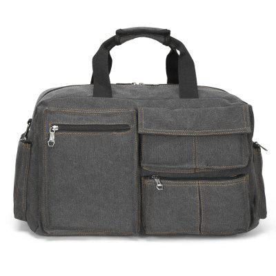 Kabden Leisure Large Capacity Canvas Travel Bag