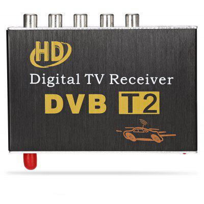 DVB - T2 Car HD Digital TV Receiver