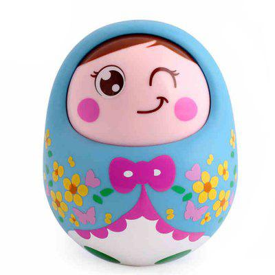 Lovely Nodding Tumbler Doll Baby Toy