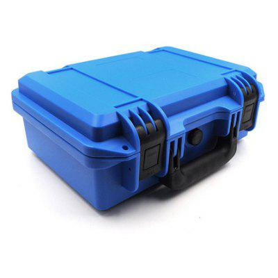 Buy Waterproof Hard Shell Drone Case for DJI Spark BLUE Toys & Hobbies > Remote Control Toys > RC Quadcopter Parts for $47.22 in GearBest store