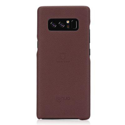 LENUO Shock-proof Cover Case for Samsung Galaxy Note 8Samsung Note Series<br>LENUO Shock-proof Cover Case for Samsung Galaxy Note 8<br><br>Brand: LENUO<br>Compatible for Samsung: Samsung note 8<br>Features: Anti-knock, Back Cover, Dirt-resistant<br>For: Samsung Mobile Phone<br>Material: PU Leather, PC<br>Package Contents: 1 x Case<br>Package size (L x W x H): 18.40 x 10.10 x 2.00 cm / 7.24 x 3.98 x 0.79 inches<br>Package weight: 0.0820 kg<br>Product size (L x W x H): 16.50 x 7.80 x 1.00 cm / 6.5 x 3.07 x 0.39 inches<br>Product weight: 0.0200 kg<br>Style: Modern