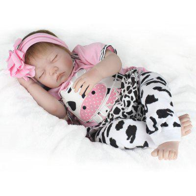 Simulation Reborn Doll Fashion Intelligent Baby Educational Toy for Kids