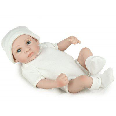 Simulation Reborn Wash Doll Intelligent Baby Educational Toy for Kids