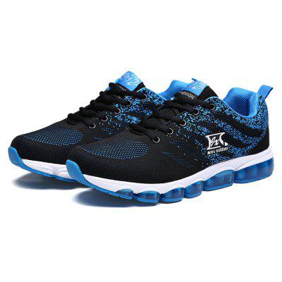 Buy Male Breathable Soft Ultralight Air Cushion Athletic Shoes, BLUE AND BLACK, 40, Bags & Shoes, Men's Shoes, Athletic Shoes for $26.43 in GearBest store