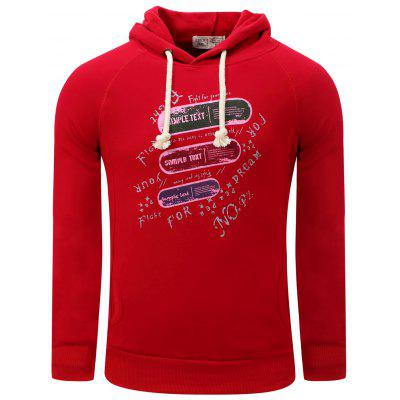 FREDD MARSHALL Male Casual Comfortable Sweatshirt