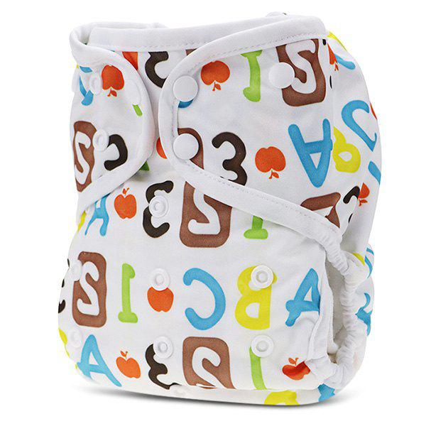 Cute Style Baby Swim Diaper Leakproof Infant Nappy