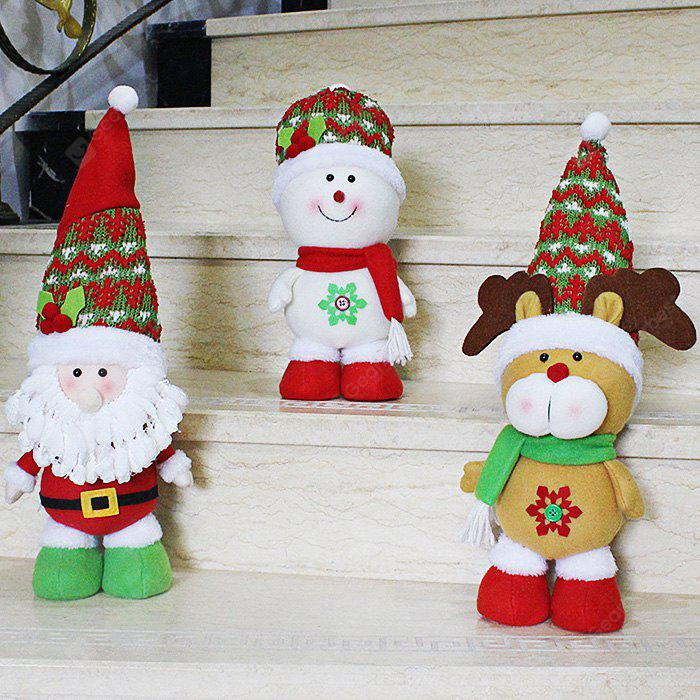 MCYH 286 1PC Creative Christmas Doll Decoration Gift