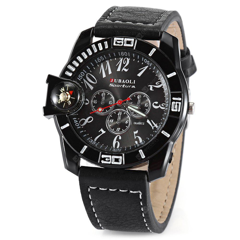 Jubaoli F1076 Men Stylish Decorative Sub-dials Watch