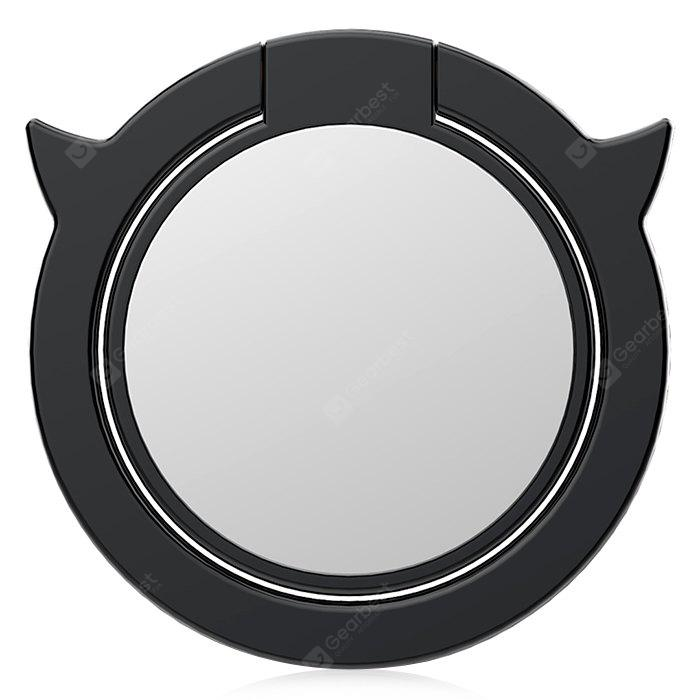 Demon Shape Mirror Surface Ring Holder for Cell Phone