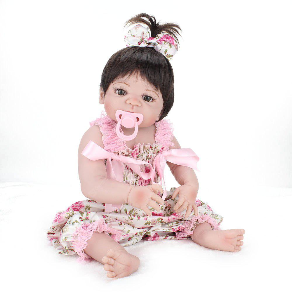 Simulation Reborn Baby Girl Doll for Kids