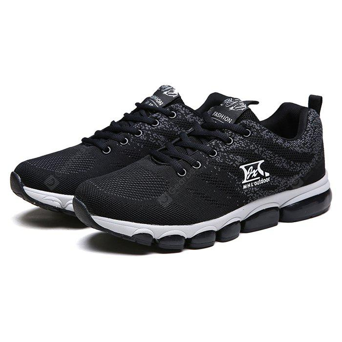 Male Breathable Soft Ultralight Air Cushion Athletic Shoes
