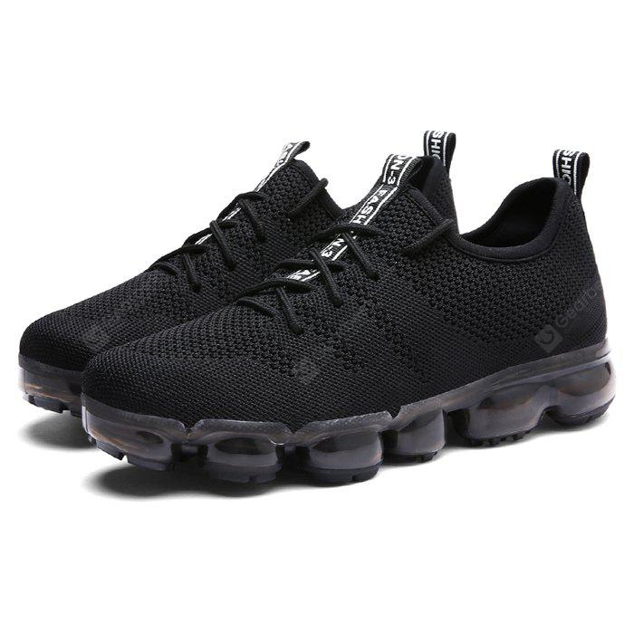 Male Breathable Ultralight Colorful Air Cushion Athletic Shoes