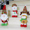 MCYH 286 1PC Creative Christmas Doll Decoration Gift - COLORMIX