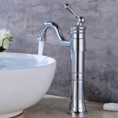 LINGHAO Modern Style Bathroom Basin Faucet Mixer Tap