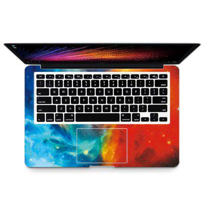 Soft-touch Body Cover Stickers for Xiaomi Notebook Air 13.3Tablet Accessories<br>Soft-touch Body Cover Stickers for Xiaomi Notebook Air 13.3<br><br>Compatible models: For Xiaomi<br>Features: Stickers<br>For: Laptop<br>Package Contents: 1 x Upper Body Sticker, 1 x Bottom Body Sticker, 1 x Palm Rest + Trackpad Cover Sticker, 1 x Mouse Pad<br>Package size (L x W x H): 41.00 x 27.00 x 2.00 cm / 16.14 x 10.63 x 0.79 inches<br>Package weight: 0.2200 kg<br>Product size (L x W x H): 32.00 x 22.50 x 0.50 cm / 12.6 x 8.86 x 0.2 inches<br>Product weight: 0.2000 kg<br>Style: Pattern, Modern
