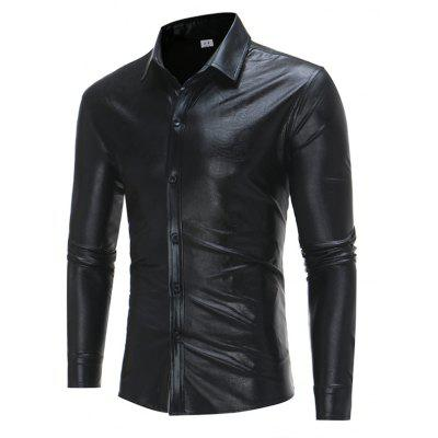 Casual Leisure Slim Fit Shirt