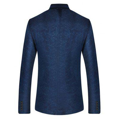 Stylish Slim Fit Two Buttons Blazer JacketMens Blazers<br>Stylish Slim Fit Two Buttons Blazer Jacket<br><br>Material: Cotton, Nylon<br>Package Contents: 1 x Blazer Jacket<br>Package size: 40.00 x 30.00 x 4.00 cm / 15.75 x 11.81 x 1.57 inches<br>Package weight: 0.8200 kg<br>Product weight: 0.8000 kg