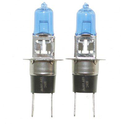 Sencart 2pcs H3C PK22s LED Headlights for Auto Car 12V