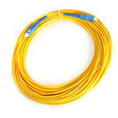 Single Mode SC - SC Optical Patch Cord SM SX 3.0mm