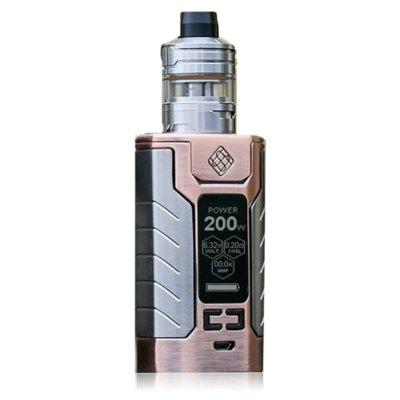 Original WISMEC SINUOUS FJ200 TC Mod Kit