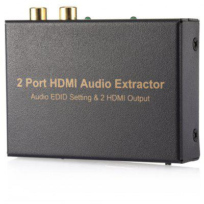 NK - 912 Extractor de Decodificador de Audio Digital con Puerto HDMI