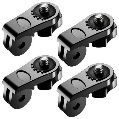 4pcs Universal Conversion Adapter GoPro Accessories