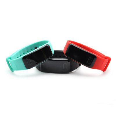 L8STAR R1 Heart Rate SmartbandSmart Watches<br>L8STAR R1 Heart Rate Smartband<br><br>Alert type: Vibration, Vibration<br>Band material: TPU, TPU<br>Band size: 22 x 2.0 cm , 22 x 2.0 cm<br>Battery  Capacity: 80mAh , 80mAh<br>Bluetooth calling: Phone call reminder, Phone call reminder<br>Bluetooth Version: Bluetooth 4.0, Bluetooth 4.0<br>Brand: L8STAR<br>Built-in chip type: NRF51822<br>Case material: Plastic, Plastic<br>Charging Time: About 1.5 Hours, About 1.5 Hours<br>Compatability: Android 4.4 or above and iOS 8.0 or above , Android 4.4 or above and iOS 8.0 or above<br>Compatible OS: Android, IOS, Android, IOS<br>Dial size: 4.4 x 2.0 x 1.2 cm , 4.4 x 2.0 x 1.2 cm<br>Find phone: Yes, Yes<br>Health tracker: Blood Oxygen,Blood Pressure,Heart rate monitor,Pedometer,Sleep monitor, Blood Oxygen,Blood Pressure,Heart rate monitor,Pedometer,Sleep monitor<br>IP rating: IP65, IP65<br>Language: English,Simplified Chinese, English,Simplified Chinese<br>Messaging: Message reminder, Message reminder<br>Notification type: WhatsApp, Facebook, Twitter, Wechat, Twitter, WhatsApp, Facebook, Wechat<br>Operating mode: Touch Key, Touch Key<br>Other Function: Alarm, Alarm<br>Package Contents: 1 x Wristband, 1 x English Manual, 1 x Charging Cable , 1 x Wristband, 1 x English Manual, 1 x Charging Cable<br>Package size (L x W x H): 8.20 x 3.00 x 12.50 cm / 3.23 x 1.18 x 4.92 inches, 8.20 x 3.00 x 12.50 cm / 3.23 x 1.18 x 4.92 inches<br>Package weight: 0.0640 kg, 0.0640 kg<br>People: Female table,Male table, Female table,Male table<br>Product size (L x W x H): 22.00 x 2.00 x 1.20 cm / 8.66 x 0.79 x 0.47 inches, 22.00 x 2.00 x 1.20 cm / 8.66 x 0.79 x 0.47 inches<br>Product weight: 0.0210 kg, 0.0210 kg<br>Remote control function: Remote Camera, Remote Camera<br>Screen: OLED, OLED<br>Screen size: 0.96 inch, 0.96 inch<br>Shape of the dial: Rectangle, Rectangle<br>Standby time: 7 - 10 days , 7 - 10 days<br>Type of battery: Lithium-ion polymer battery, Lithium-ion polymer battery