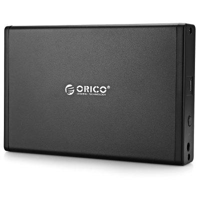 ORICO 7688C3 - BK 3.5 inch Mental Hard Drive Enclosure